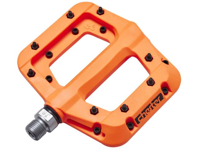 Race Face Chester Composite Pedal orange